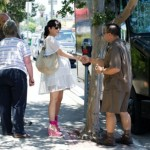 Selma Blair Gets Into a Minor Fender Bender
