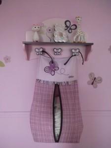 Ava's Nursery - Creating a Baby Nursery