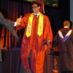 Will Smith's Son Graduates