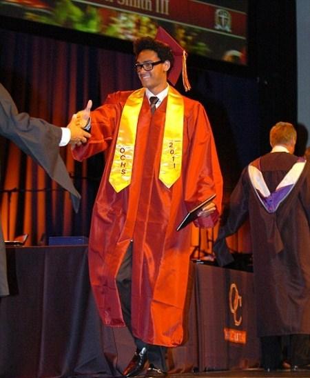 will smith son trey smith. Will Smith#39;s Son Graduates
