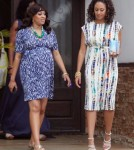 Tia Mowry's Baby Shower