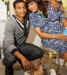 Tia Mowery's Baby Shower For Her Baby Boy