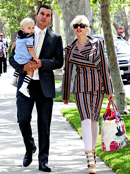 Gwen Stefani and Gavin Rossdale's Son Zuma Breaks Arm
