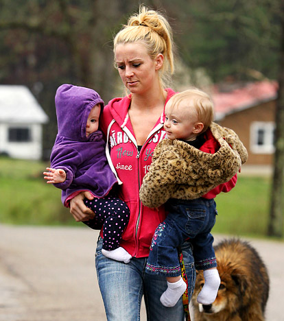 'Teen Mom' Leah Messer's New Man, A Race Car Driver