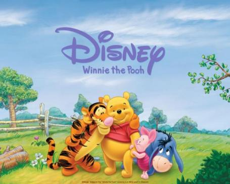 Children's Classic Winnie The Pooh Gets An Update