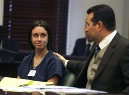 Casey Anthony Sentenced to Four Years in Jail