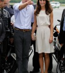 Kate Middleton and Prince William in Canada