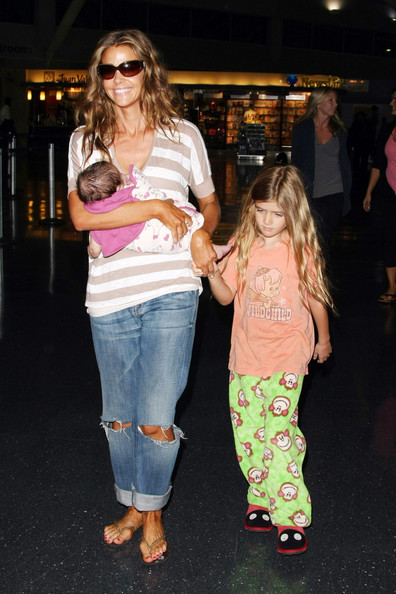 Denise Richards Is One Happy Mama