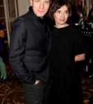 Ewan McGregor and his wife Eve Mavrakis