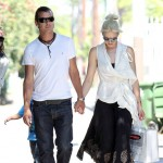 Gwen Stefani and Gavin Rossdale With Kids