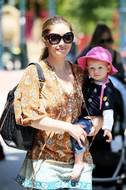 Rebecca Gayheart Is Pregnant With Her Second Child