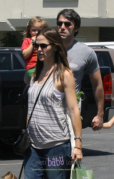 Jennifer Garner Pregnant With Third Child?