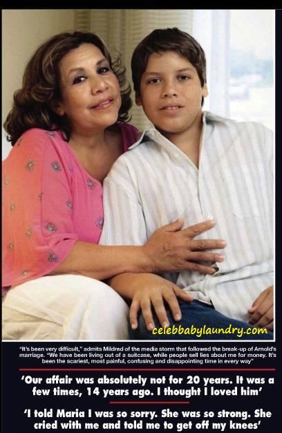 Arnold Schwarzenegger's Love Child Joseph Baena