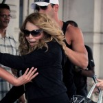 Mariah Carey Seen For the First Time After Giving Birth to Twins
