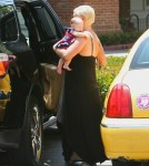 Pink and Baby Willow Enjoy an Afternoon in Malibu
