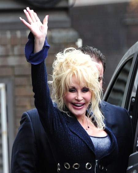 Dolly Parton Okay With Not Having Children