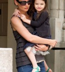 Katie Holmes: 'I Have To Be A Good Parent'