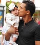 Mario Lopez Writes Baby Book