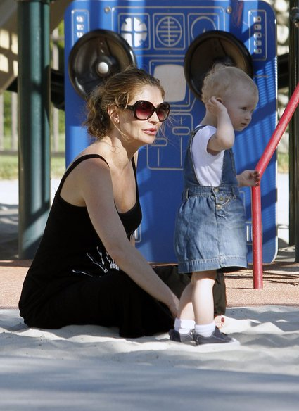 Rebecca Gayheart Spends Time With Family Without Eric Dane