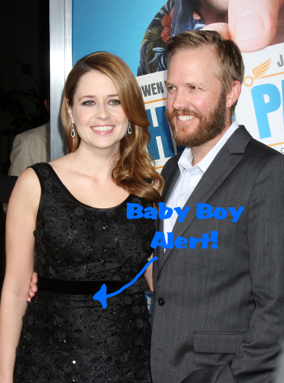 Jenna Fischer Is Expecting A Boy!