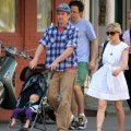 Ethan Hawke's Wife Gave Birth To A Baby Girl