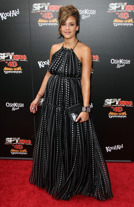 Jessica Alba Dazzles at Spy Kids: All The Time In The World In 4D Premiere in LA