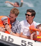 Neil Patrick Harris, David Burtka and Twins Take Boat Ride!