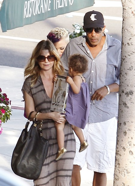 Exclusive… Is Ellen Pompeo Expecting?