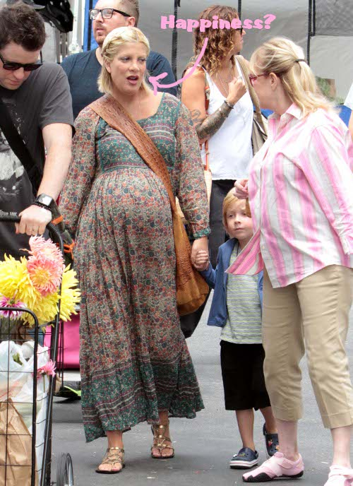Tori and Candy Spelling Out And About With The Kids