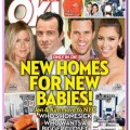 OK! Magazine: New Homes, New Babies For Jennifer Aniston & Kim Kardashian