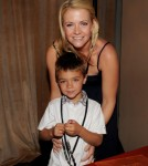 Melissa Joan Heart at The Lion King 3d Premieres