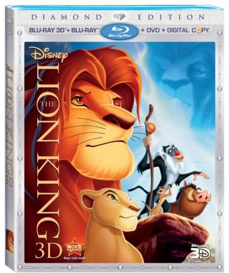 Walt Disney's The Lion King 3D Premiere's