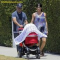 Selma Blair and Jason Bleick With Newborn Baby Arthur