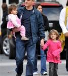 No More Children For Matt Damon