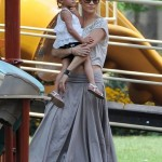Jennifer Lopez's Daughter Had A Lump On Her Head