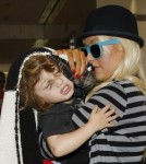 Christina Aguilera Cover Up Son Max's Bruised Face