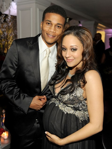 Tia Mowry: Motherhood is Emotional