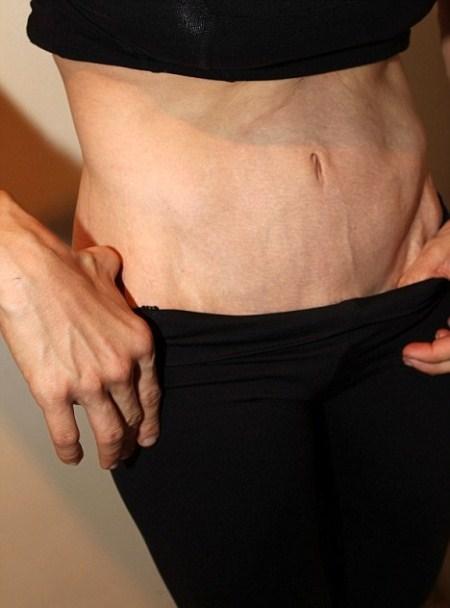 Oldest celebrity pregnancy stretch
