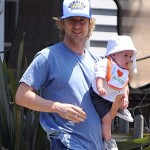 Owen Wilson Is a Dad Again!