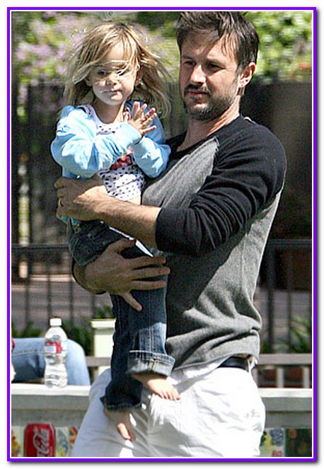 David Arquette Was Tooth Fairy To His Daughter Coco