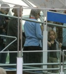 Shiloh, Knox, and Zahara Take A Ride On The London Eye