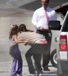 Pregnant Jennifer Garner And Her Pink Panties