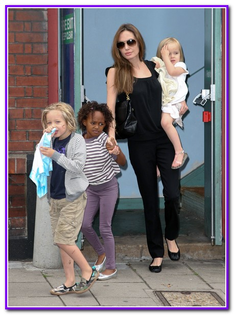 Brad Pitt Covinced His Daugher Would Have Died If Angelina Had Not Adopted Her