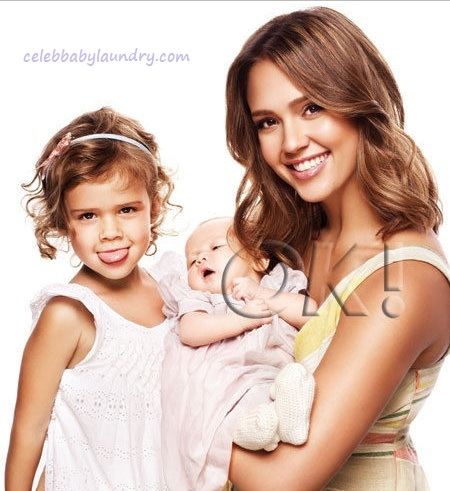 Jessica Alba's Daughter Haven Garner Makes Her Debut