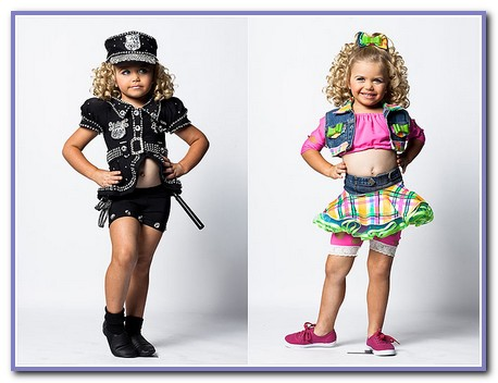 The Controversy Continues: Toddlers & Tiaras Shocking Photos