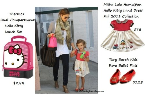 Celeb Baby Style: Hello Kitty SweetHeart