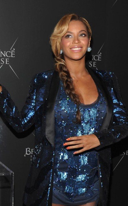 Pregnant Beyonce Is Glowing