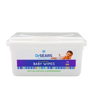 Dr Sears Family Essentials Wipes
