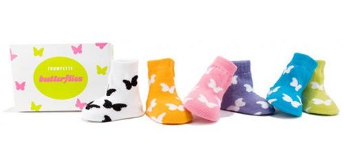 Trumpette Butterfly Socks: If Celeb Moms Have 'em, So Should You!