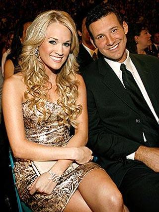 Carrie Underwood and Make Fischer